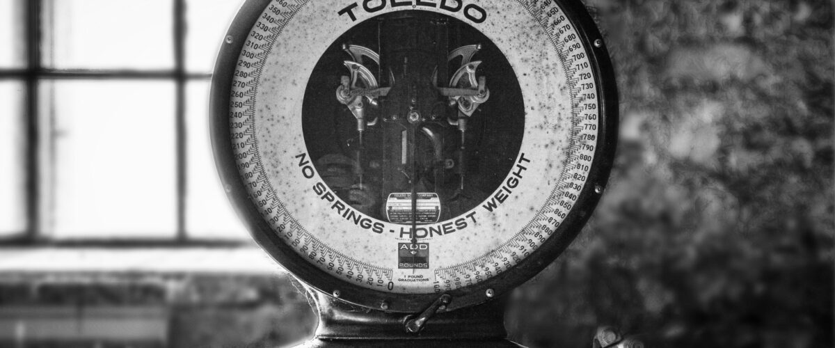 grayscale photo of a analog watch