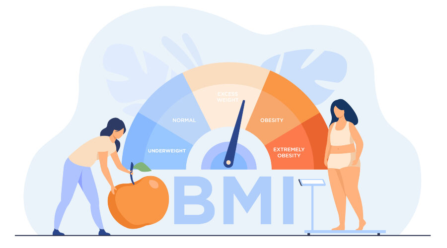 BMI - Body Mass Index Table - Free Download