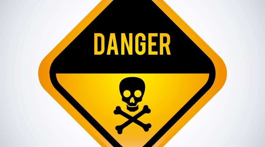 Danger - LIST OF ANTIDOTES