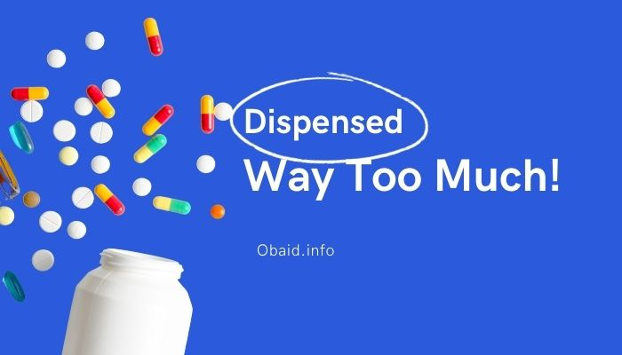 too much - We're Dispensing These Medications More Than Usual